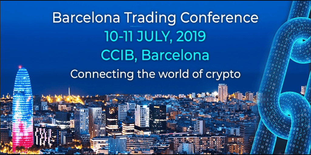 Barcelona Trading Conference, Spain, event, conference, summit, bitcoin, blockchain, crypto, cryptocurrency, july, 2019