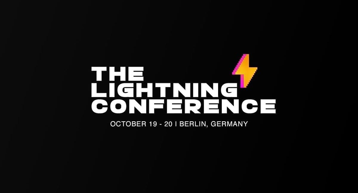 Lightning Conference, Berlin, conference, summit, event, bitcoin, blockchain, crypto, cryptocurrency, October, 2019