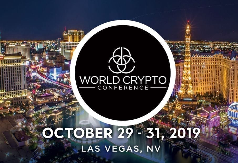 World Crypto Conference, Las Vegas, conference, summit, event, bitcoin, blockchain, crypto, cryptocurrency, October, 2019