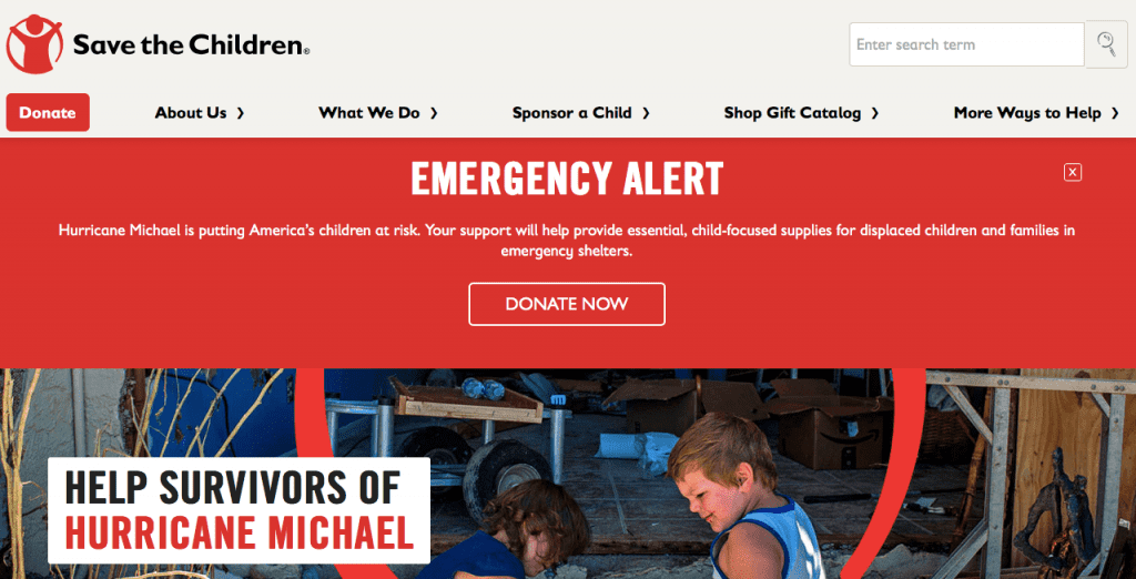 Save the Children Fund, accept, bitcoin, crypto, cryptocurrency