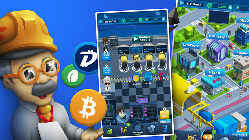 Crypto Idle Miner, gamers, bitcoin game, crypto game, trastra, trastra card, trastra wallet, bitcoin. quarantine