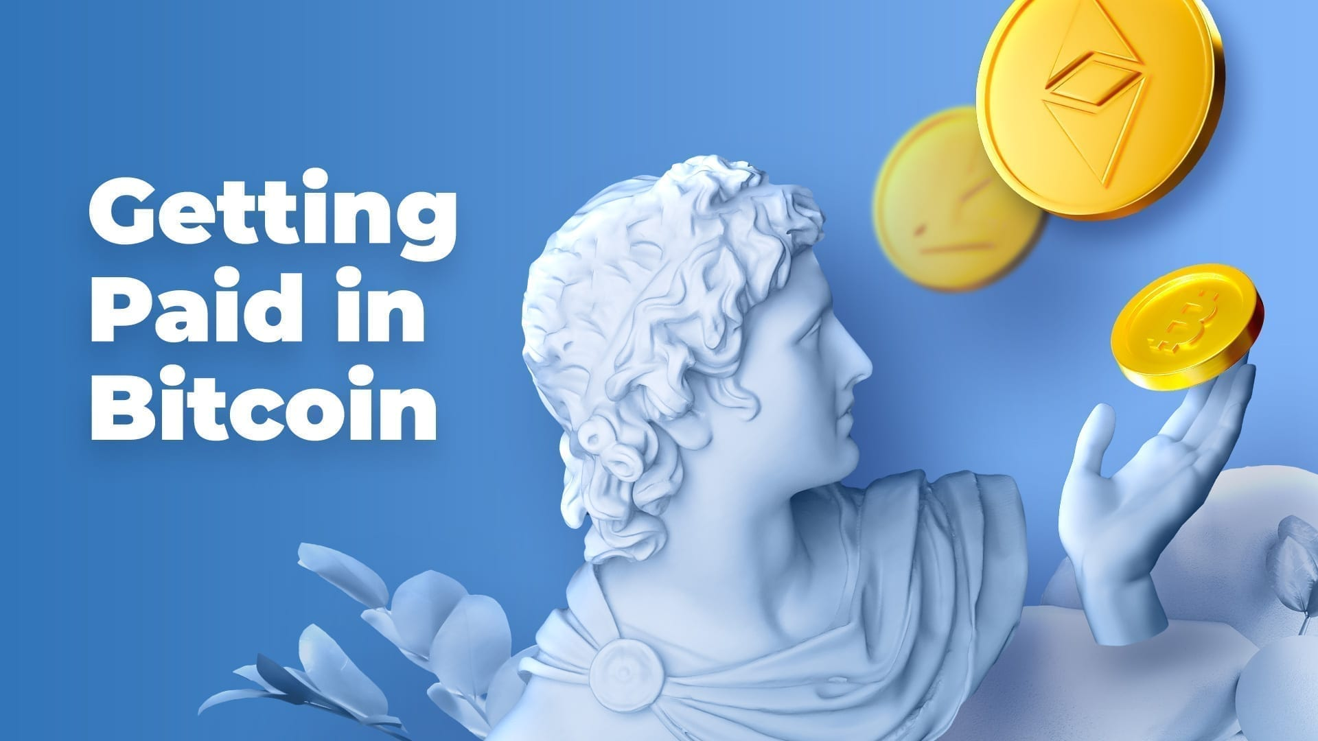 Getting paid in Bitcoin TRASTRA